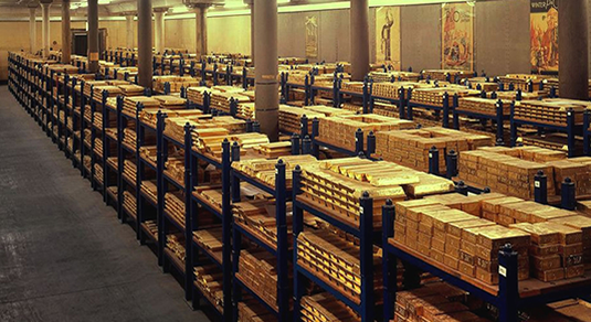 This post is about: Bullion Vaults